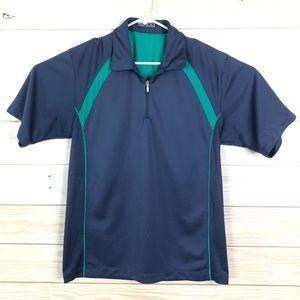 Nike Golf Men Polo Shirt Size M